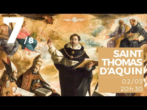 « À l'image de Dieu » : l'homme chez saint Thomas