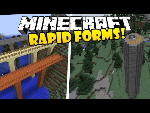 minecraft-mod-showcase-|-rapid-forms!-(cool-buildings,-bridges-and-more!)