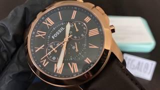 Reloj FOSSIL FS5068 - UNBOXING FOSSIL Watch FS5068 (Regaloj)