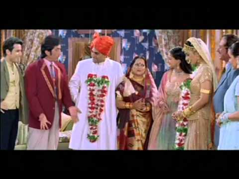 Tabu Being Welcomed By Premaanuraagam Family - Telugu Movie Scene