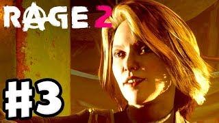 Rage 2 - Gameplay Walkthrough Part 3 - Loosum Hagar in Wellspring! (PC)