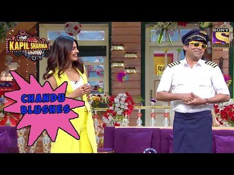 Chandu Blushes Seeing Priyanka Chopra – The Kapil Sharma Show