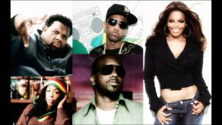 Janet Jackson ft. Fatman Scoop, Fabolous, Khia and JD - So Excited (HQ-HD)(Remix)