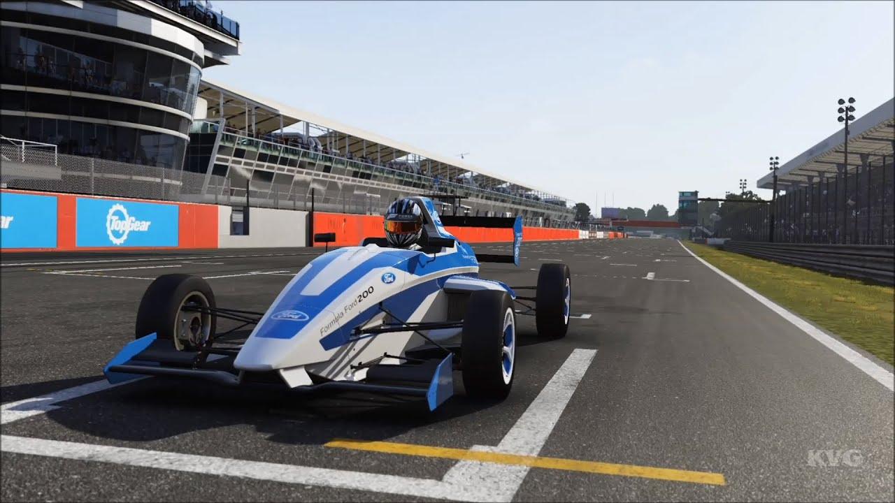 Forza Motorsport 6 Ford Formula Ford Ecoboost 200 2013 Test