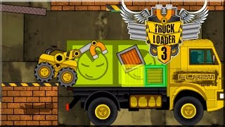 Truck Loader 3 Game Walkthrough (All Levels)