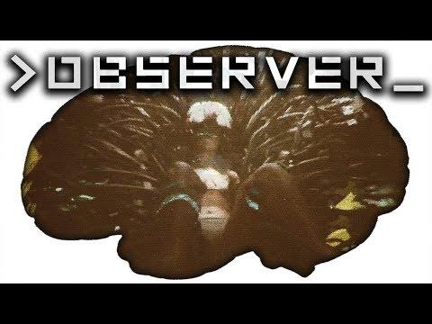Ich, bin ein Observer.   Let's Play OBSERVER #01 (Deutsch/German)