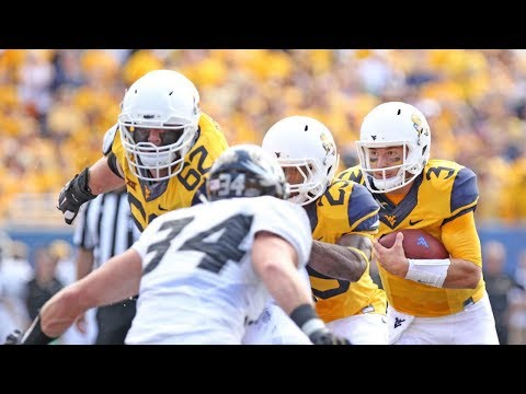 Kyle Bosch (West Virginia OG) vs Missouri 2016