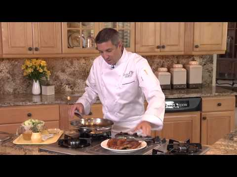 Cooking With Chef Chris: How To Saute Pork Chops.mov