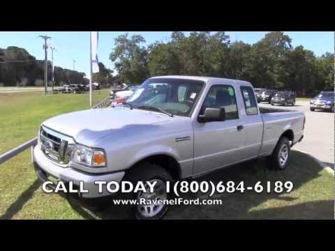 2011 FORD RANGER XLT SUPERCAB Review Car Videos * Ford CPO 1 Owner @ Ravenel Ford Charleston SC