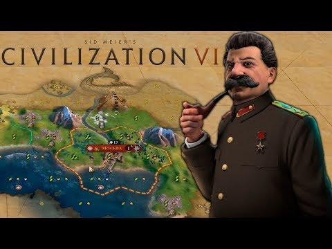 СССР в Civilization VI №1
