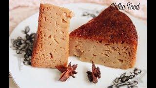 Bánh gan nướng, công thức làm thành công ngay || Vietnamese Baked Flan || Natha Food
