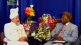 English Mulaqaat (Meeting) on May 1st, 1994 with Hazrat Mirza Tahir Ahmad (rh)