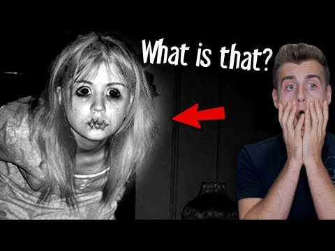 The Creepiest Photos On The Internet