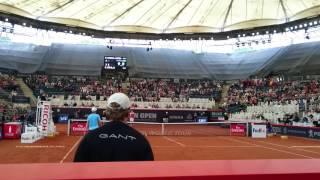 German Open Hamburg Rothenbaum Tennis Garcia Lopez -Zemlja 6:2 6:3