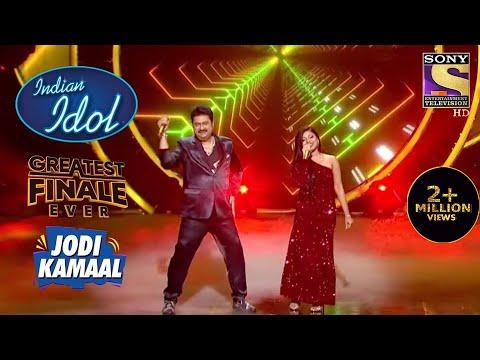 Arunita और Sanu Da जी की Singing है Magical   Indian Idol   Jodi Kamaal