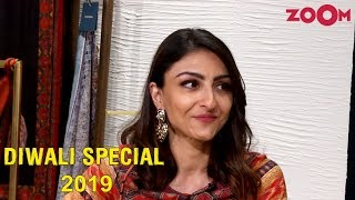 Soha Ali Khan REVEALS her Diwali memories in Pataudi Palace, changed way of celebrations and more