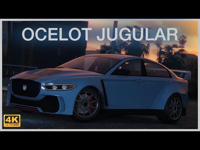 Ocelot Jugular - GTA Online
