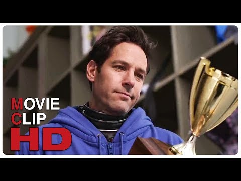 Ant Man School Scene - ANT MAN AND THE WASP (2018) Movie CLIP HD