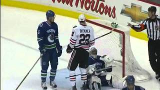5 minutes of Jim Hughson and Roberto Luongo