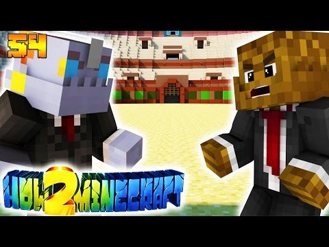 Minecraft ACHIEVEMENT HUNTER CHALLENGE - SMP HOW TO MINECRAFT S2 #54 with JeromeASF