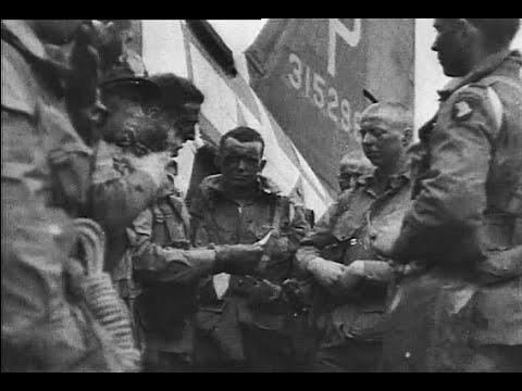 DZ Normandy: The D-Day Airborne Invasion 6/6/1944 (Restored)