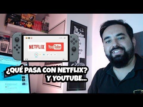 Nintendo NO Deja que Apps como Netflix o  aparezcan con la llegada del Online de Pago