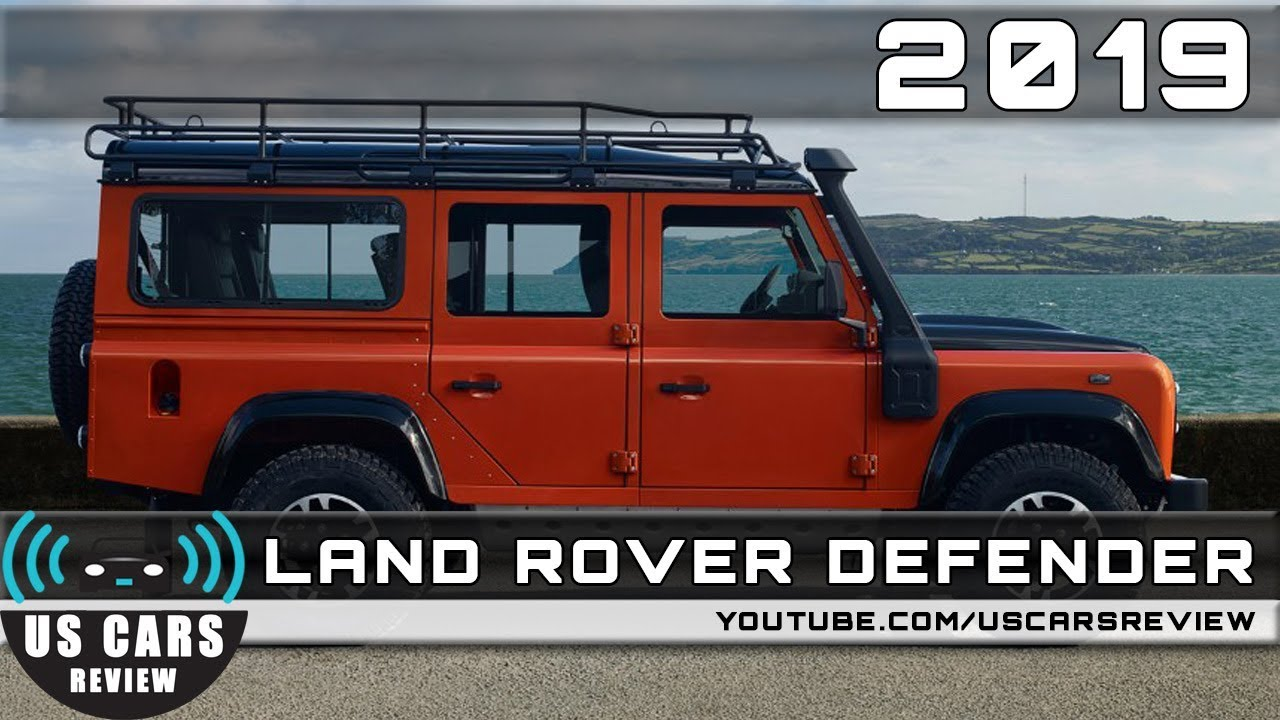 2019 Land Rover Defender Review