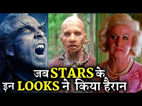 5 Actors Seen In Unrecognizable Looks In Their Films
