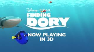 Disney/Pixar's Finding Dory  - NOW PLAYING In Theatres in 3D!