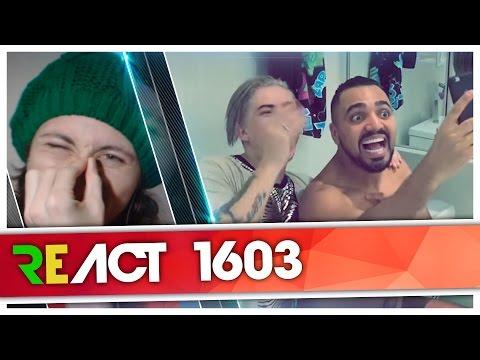 React 1603 TIRAR UM SELFIE | Paródia LOVE YOURSELF - Justin Bieber (whinderssonnunes)