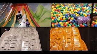 Leo's lekland,  an indoor play park in Sweden  ENGLISH version