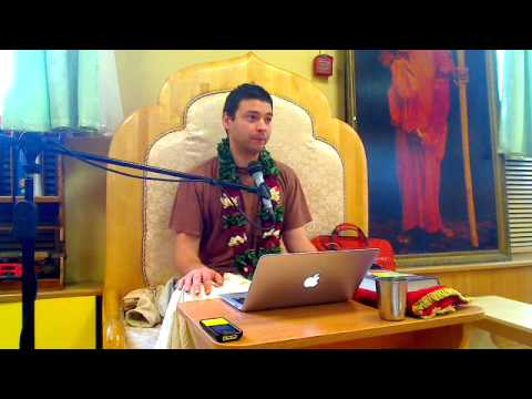 Шримад Бхагаватам 3.27.20 - Деваки Нандана прабху