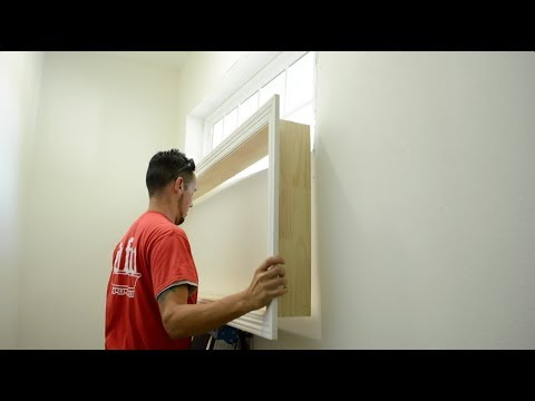 Easy Install Window Casing - Trim Carpentry