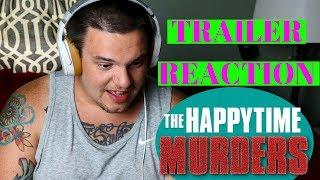 The HappyTime Murders | Trailer Reaction | Kapowcast Reacts