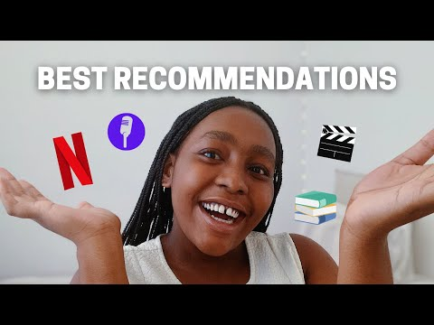 My best recommendations in 2021 *films, series, books & podcasts*