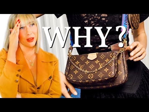 why YOU should NOT buy the Louis Vuitton MULTI POCHETTE ACCESSOIRES | *MUST WATCH*