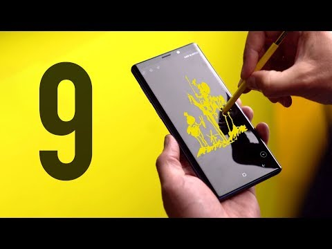 The Galaxy Note 9 Surprised Me - Hands on!