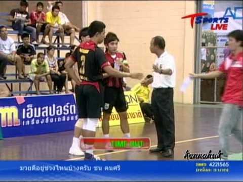 2011 Sepak Takraw Thailand League ''Nakhon Pathom Vs Phrae 3 of 6