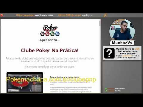 Grupo de estudos + Torneio Coach + Reviews mensais! Conheça o Clube Poker Na Prática.