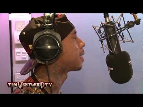 Tyga Freestyle With Tim Westwood!