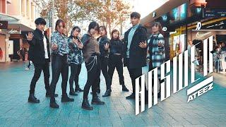 Download Lagu [K-POP IN PUBLIC] ATEEZ (에이티즈) - Answer Dance Cover || AUSTRALIA mp3
