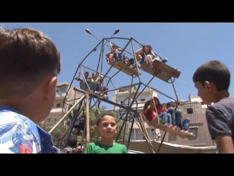 PTV News Speciale - Bambini in festa ad Aleppo