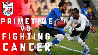 Flag Football Highlights Semifinals Game 1: Winner advances to American bracket finals! | NFL