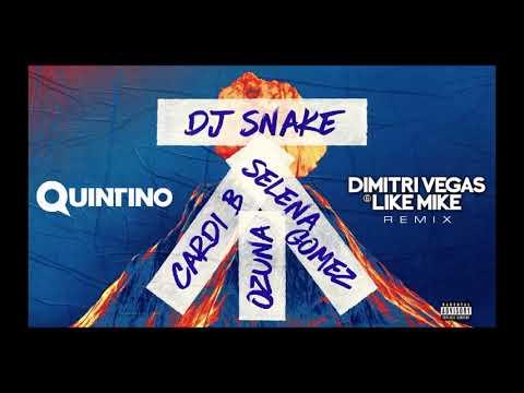 Dj Snake - Taki Taki (Dimitri Vegas & Like Mike vs. Quintino Remix)