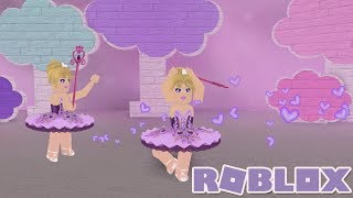 Roblox: [SALE] Dance Your Blox Off ~ Lilac Enchanted Forest Ballet