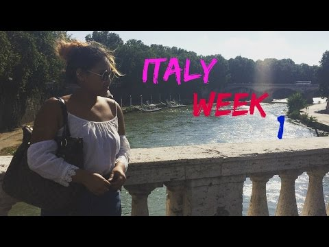 My AFS Exchange Life In Italy!! CIAO ITALIA (WEEK 1) FIRST DAY OF SCHOOL?