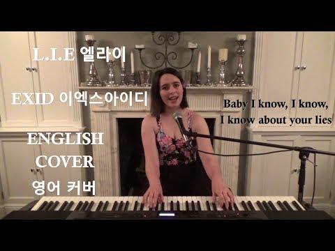 [ENGLISH COVER] L.I.E (엘라이) - EXID (이엑스아이디) - Emily Dimes 영어 커버