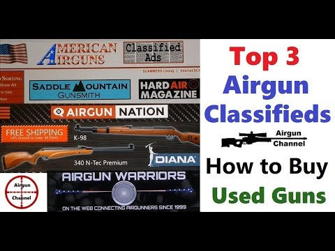 Top 3 Airgun Classifieds & Forums (How to Buy Used Air Guns)