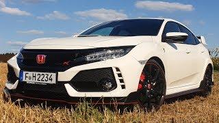 Honda Civic Type R (FK8) Review / Fahrbericht - DIE Fahrmaschine! - P1TV