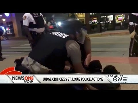 Federal Judge Rebukes St. Louis Cops For Tactics Used On Protesters After Jason Stockley's Acquittal